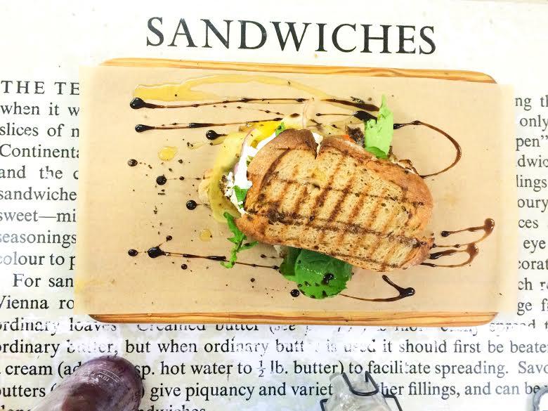 Breakfast Sandwich -Saucisse