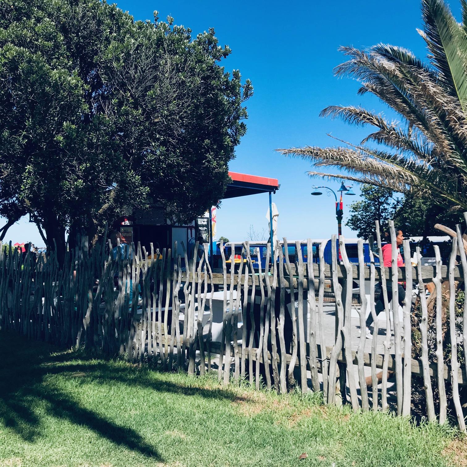Blue Train Park Mouille Point