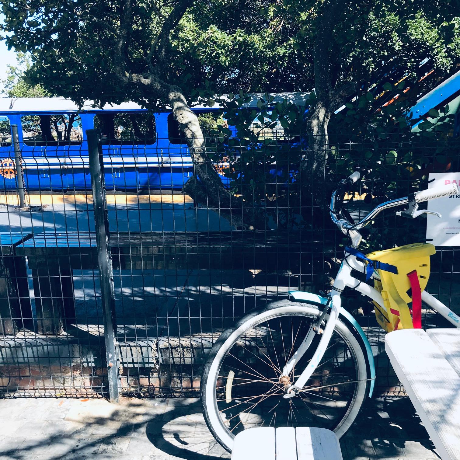 Blue Train Park, Mouille Point
