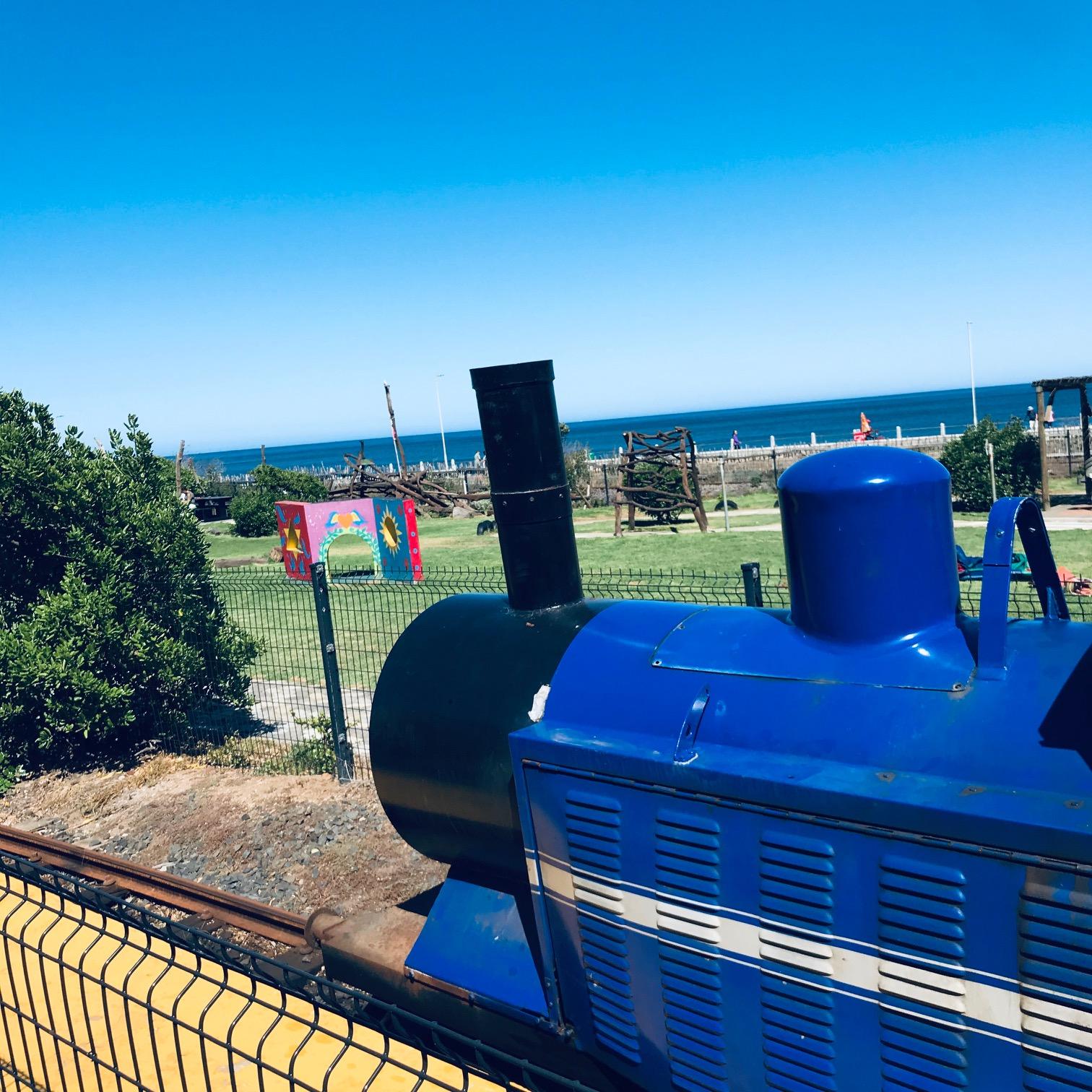 The Blue Train park, Mouille Point