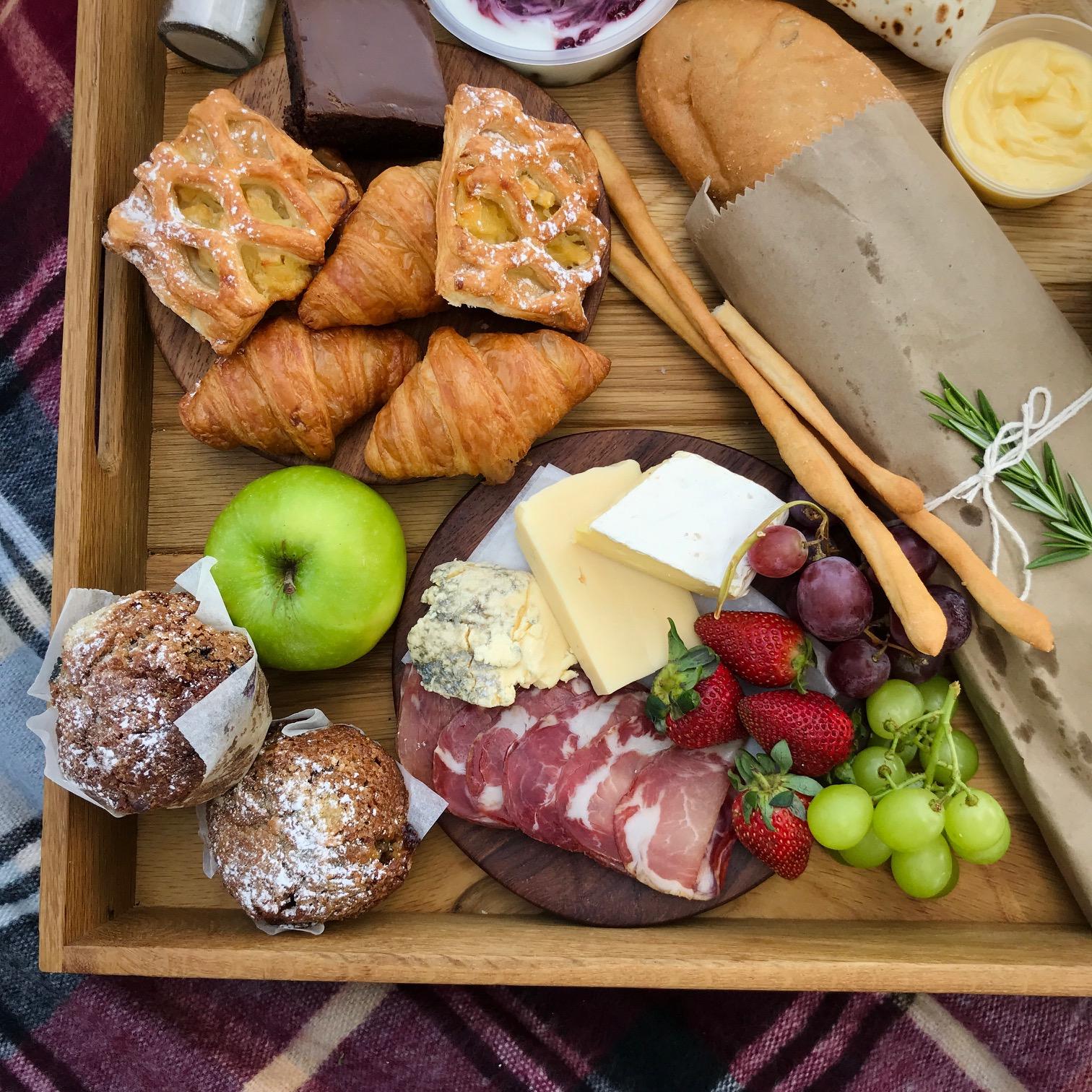 Steenberg, Tryn, Al Fresco Lunch Box